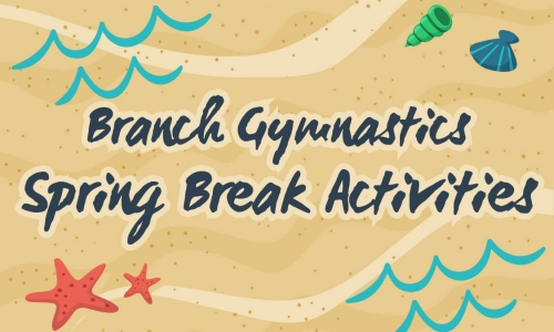 Spring Break Activity Guide Available!