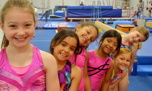 Welcome to the New Website of Branch Gymnastics